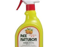 パックスナチュロン お風呂洗いせっけん 泡スプレー 500mL