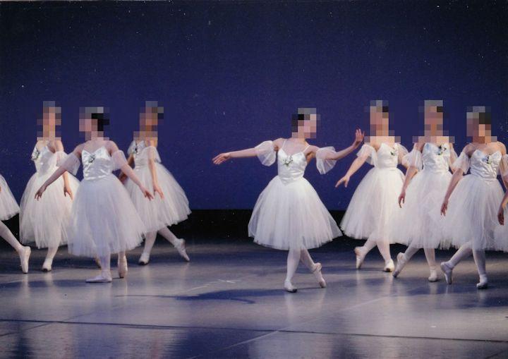 バレエでストレッチ&エクササイズ