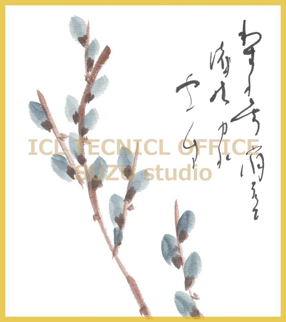 Japanese pussy willow