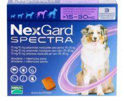 ネクスガードスペクトラ 大型犬用
