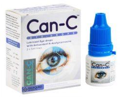 キャンC | 白内障予防薬