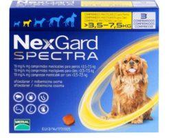 ネクスガードスペクトラ 小型犬用