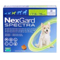 ネクスガード スペクトラ 病院処方 中型犬用