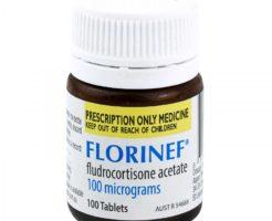 フロリネフ 0.1mg (アジソン病治療薬)