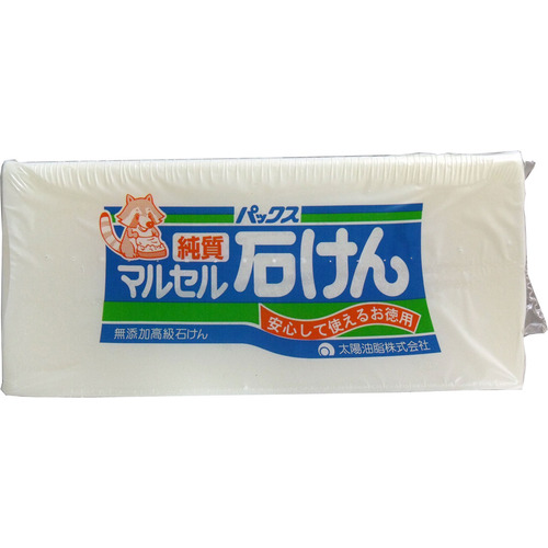 パックス 純質マルセル石けん (無添加高級石けん)500g