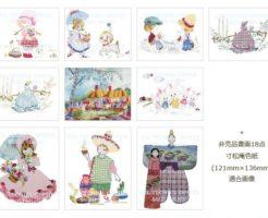 刺繍デザイン画像:シリーズ1 セット