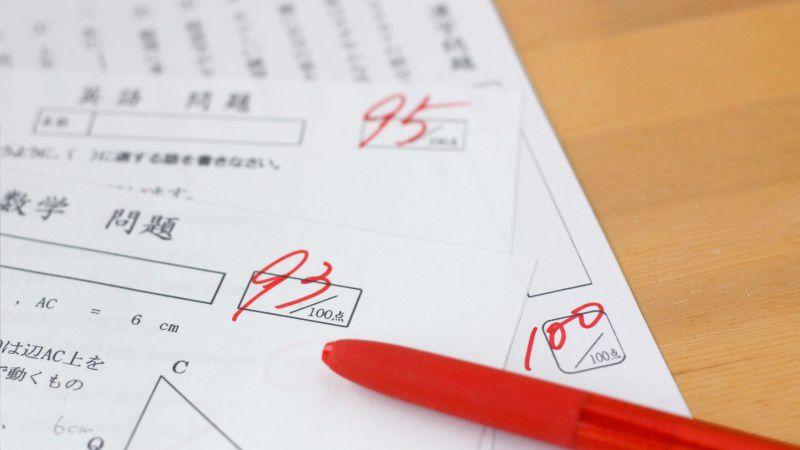 今日の実力テスト:高校数学