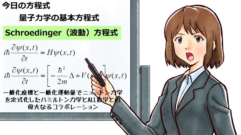 シュレジンガー方程式