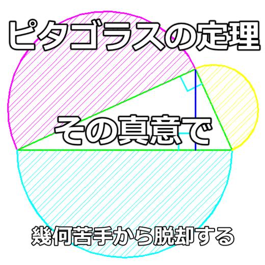 ピタゴラスの定理の本質
