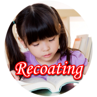 recoating