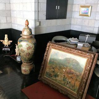 ICLサンプル古美術館内観