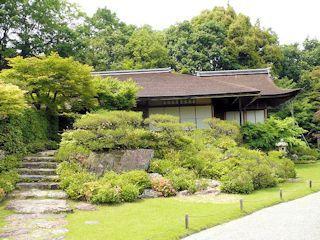 京都 嵐山 大河内山荘