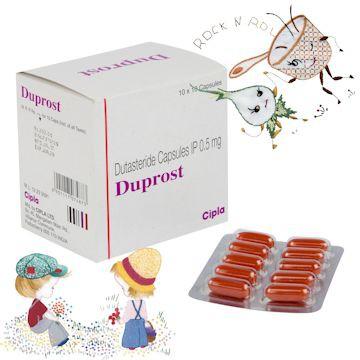 デュプロスト(Duprost) 0.5mg
