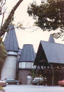 Hotel Chateau Regency in Christchurch・・1985/01/28~31