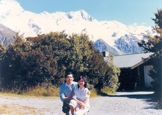 At MT.Cook(1)・・・1985/01/29
