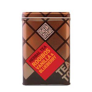 ルイボス バニラ & ブルーベリー ティー 茶葉 100gタイプ