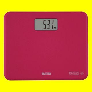 デジタルヘルスメーター HD-660(ピンク)