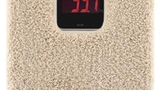 洗える体重計用マット付デジタルヘルスメーター HD-395UC