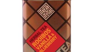 ルイボス バニラ & ブルーベリー ティー 茶葉 100g | Tea Total