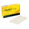 アボダート0.5mg(アボルブ) | 前立腺肥大症治療薬